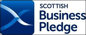 Scottish Business Pledge Logo